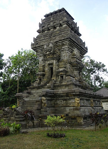 Candi Kidal, the resting place of King Anusapati