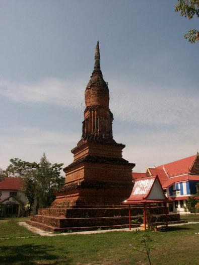The lotus bud chedi of Wat Chedi Yod Thong